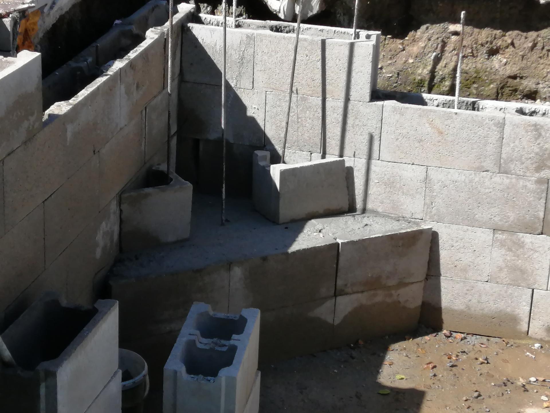 Betonový bazén - Obrázek č. 11