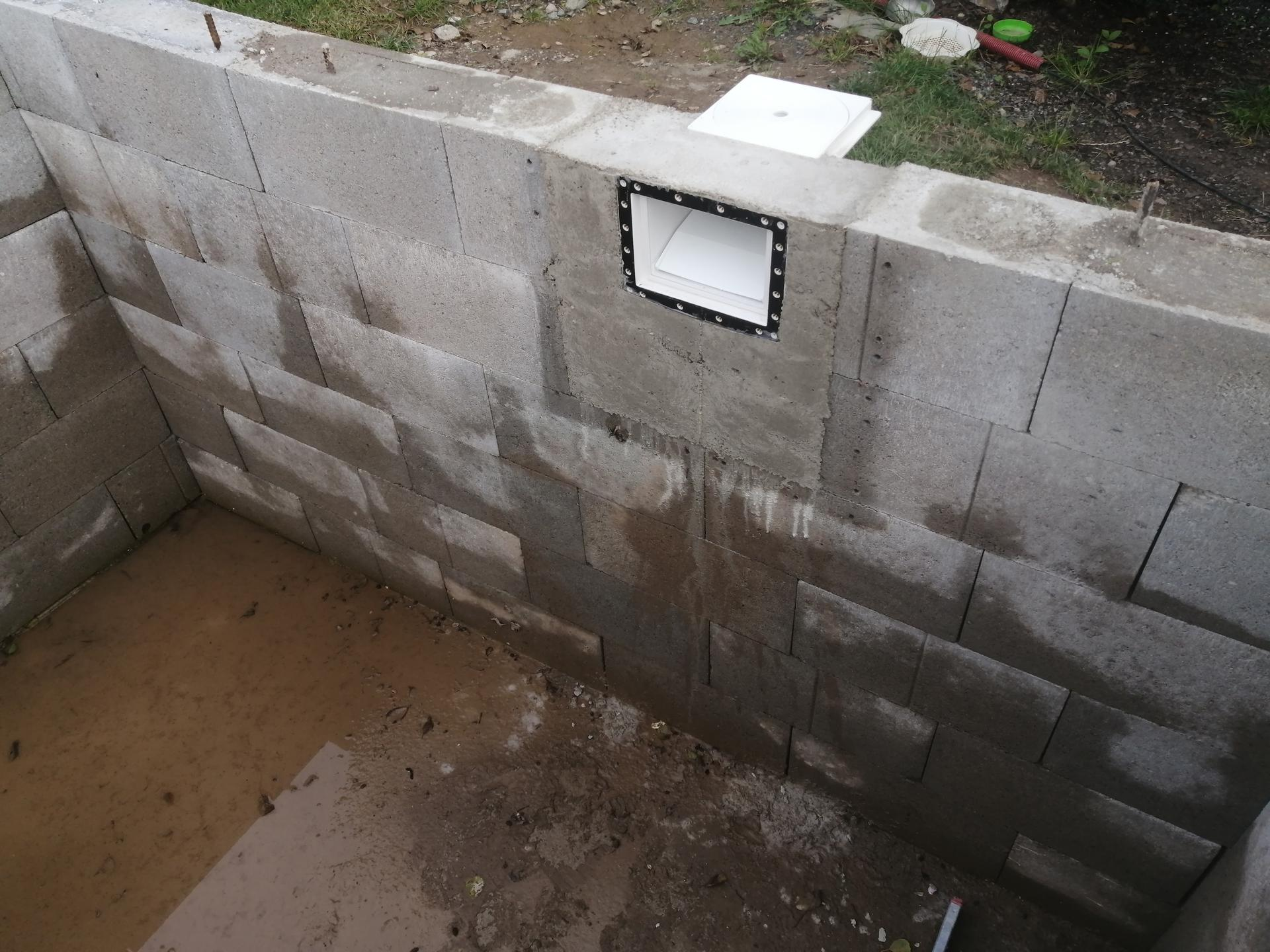 Betonový bazén - Obrázek č. 18