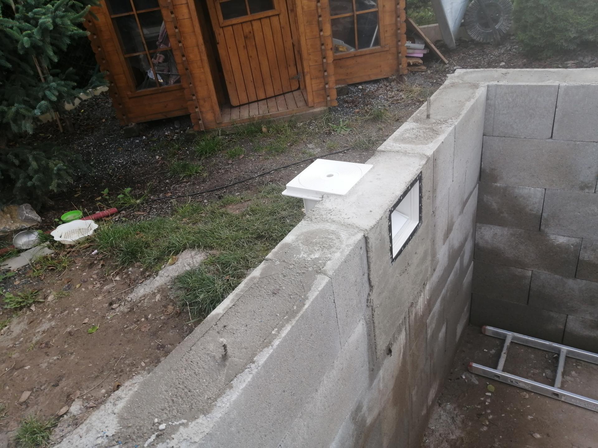 Betonový bazén - Obrázek č. 23