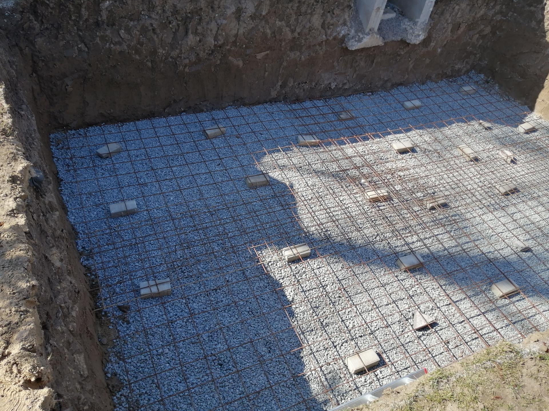 Betonový bazén - Obrázek č. 5
