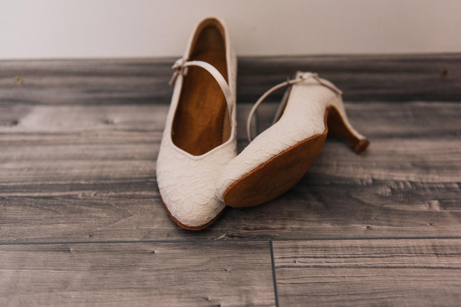 svadobne tanecne topanky - Obrázok č. 1