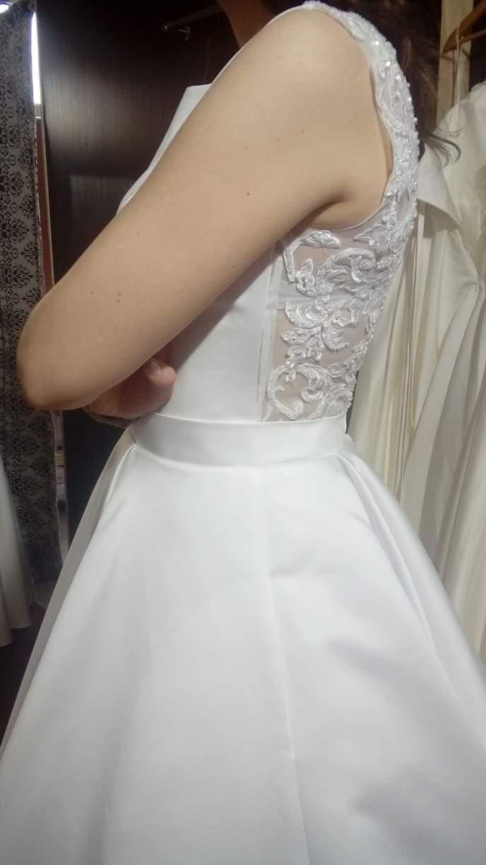 Jemné svadobné šaty - Obrázok č. 3