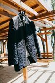 Pánsky luxusný svadobný oblek , 54