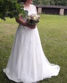 Svadobné šaty zn. Orea Sposa, 44