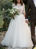 Svadobné šaty zn. Sottero & Midgley, model Allen, 36