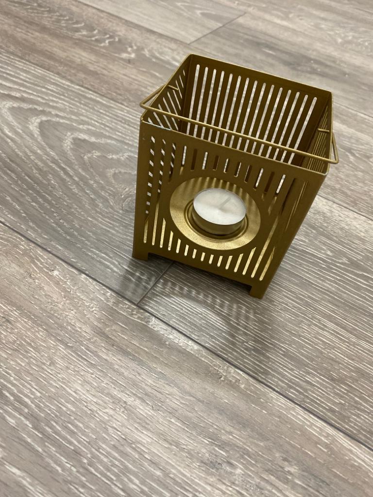 Zlaté lucerničky (10 ks) - Obrázek č. 1