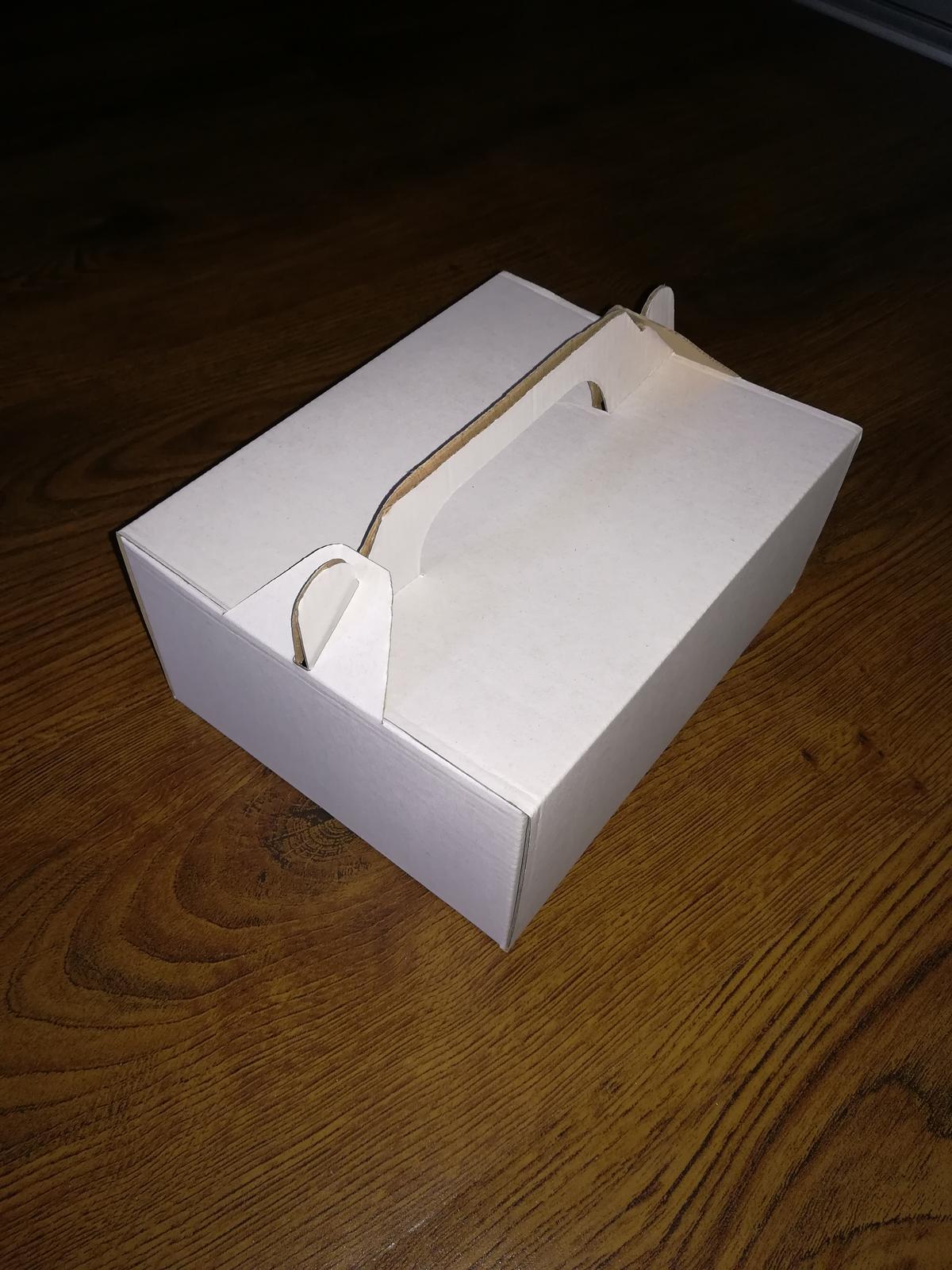 Krabice na koláčiky - Obrázok č. 1