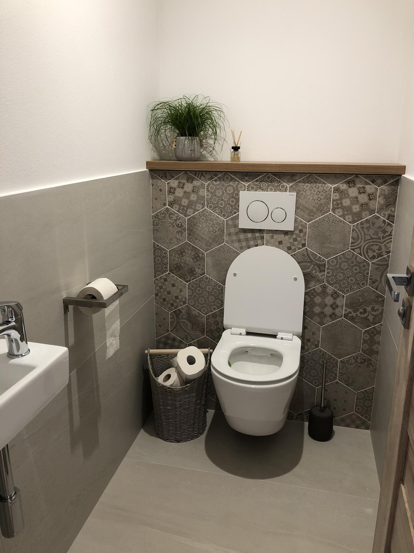 🏡 pomaly zariaďujeme 🏡 - Samostatne WC