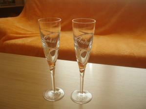 Naše poháre.