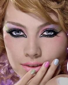 Make-up - Obrázok č. 90