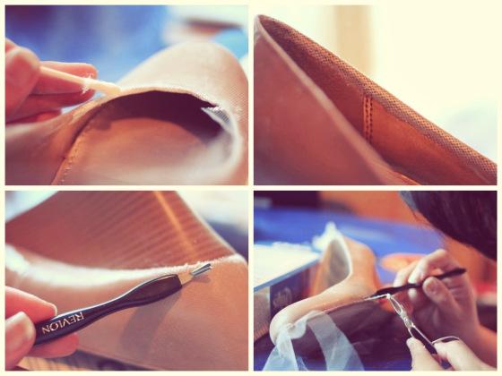 Vytvorte si same svoje topanocky - DIY - Obrázok č. 77