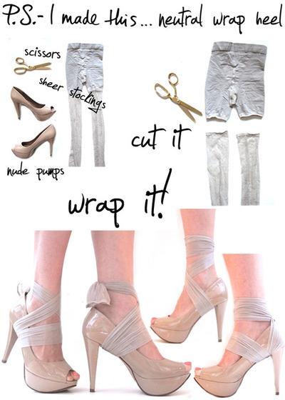 Vytvorte si same svoje topanocky - DIY - Obrázok č. 82