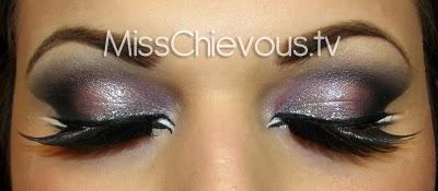 Naše vysnívané predstavy - krasny make up...