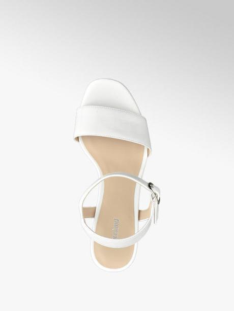 Svadobné sandálky 36 - Obrázok č. 2