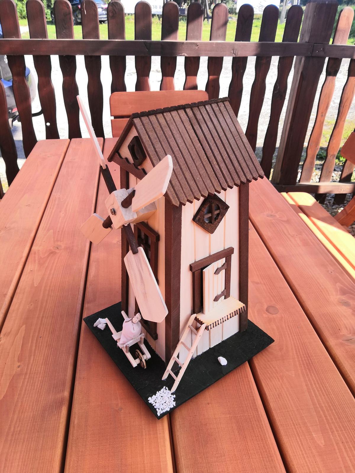 Drevený mlyn - Obrázok č. 2