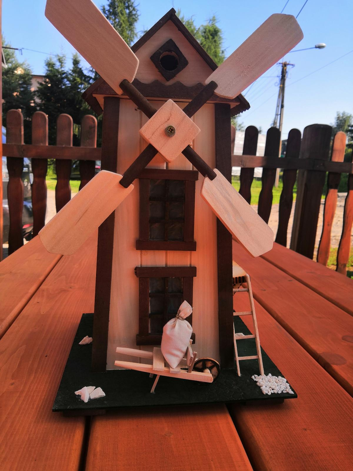Drevený mlyn - Obrázok č. 3