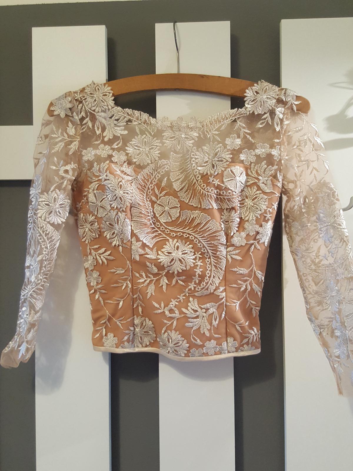 krajková tunika - Obrázek č. 1