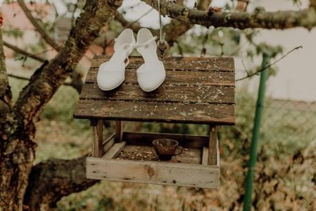 svadobné topanky - Obrázok č. 1