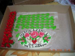 marcipán na dortíky