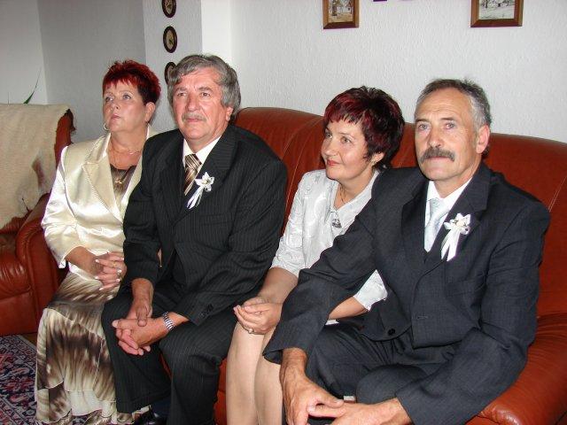 Lucia Kočišová{{_AND_}}Rastislav Kubičár - Svadobní rodičia