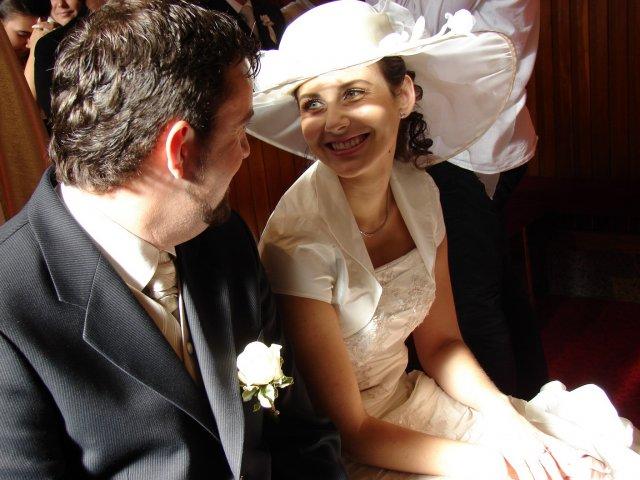 Lucia Kočišová{{_AND_}}Rastislav Kubičár - Šťastní novomanželia