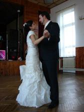 Prvý tanec novomanželov