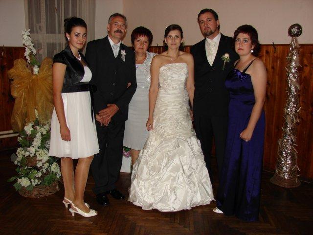 Lucia Kočišová{{_AND_}}Rastislav Kubičár - Nevestina rodina