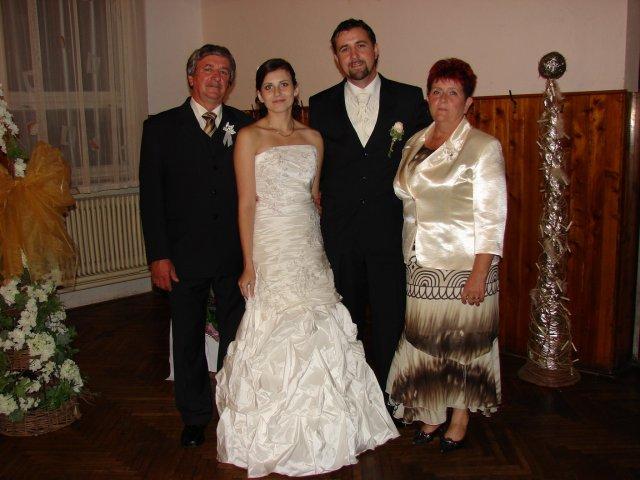 Lucia Kočišová{{_AND_}}Rastislav Kubičár - Ženíchovi rodičia