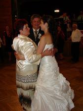 Radový tanec s rodičmi