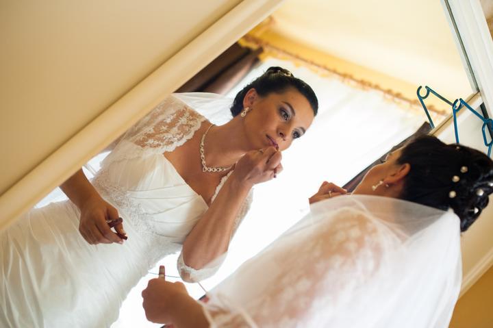 Moja svadba - Posledné úpravy...