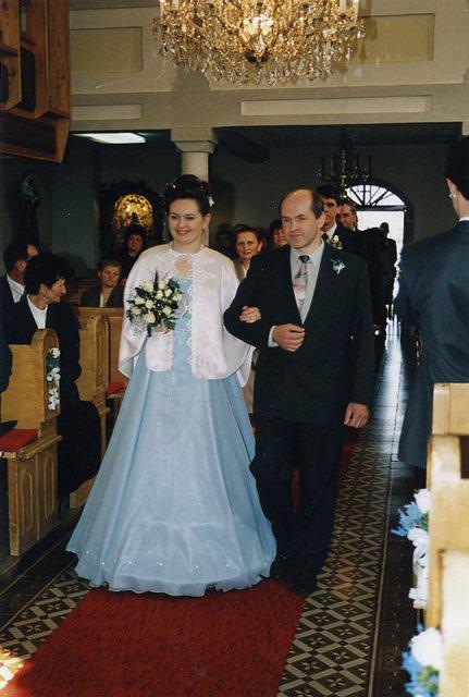 Evka Matušková{{_AND_}}Janko Fedor - Nevesta s otcom