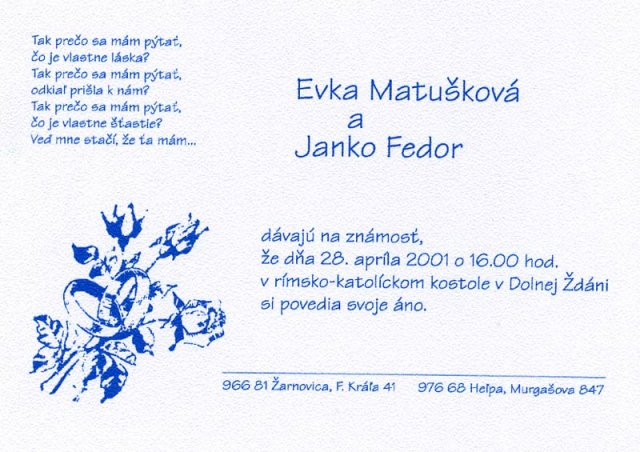 Evka Matušková{{_AND_}}Janko Fedor - Obrázok č. 6