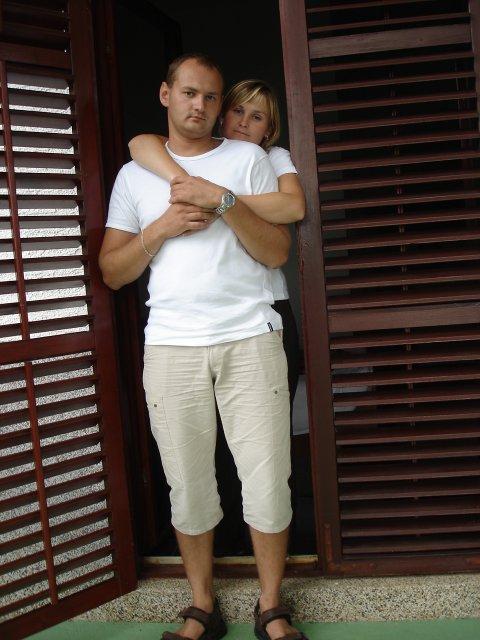 Budoucí ženich a nevěsta (Chorvatsko 2006)