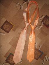 přítelovi kravaty, ještě nevíme jakou