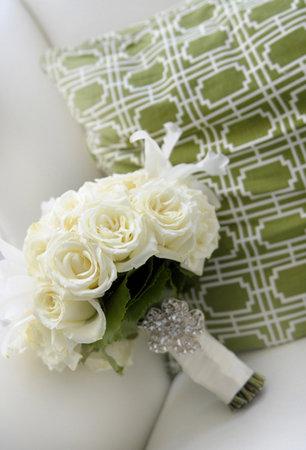 Květiny - bílé růže - Obrázek č. 5