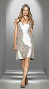 Especially for him ;) - the bridesmaid dresses (tri ako z rozpravky ;))