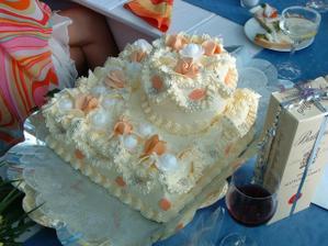 Mňam krásný dortík