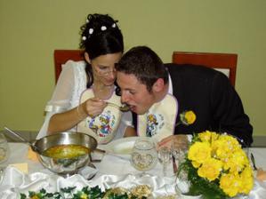 Svadobná polievočka