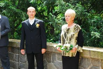 Ženich vyhlíží nevěstu