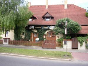 Restaurace Zelený dvůr