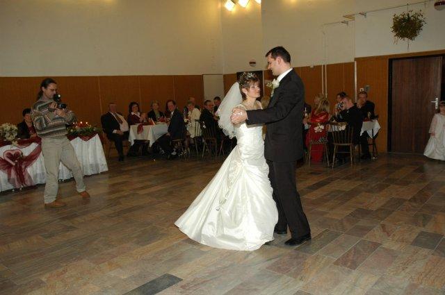 Radka Líšková{{_AND_}}Milan Michalovský - Náš prvý manželský tanec