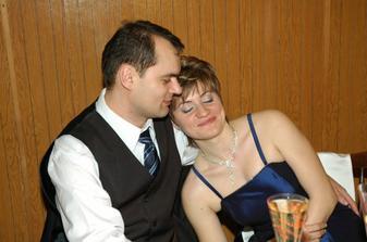 A bol koniec...a na rad prišla svadobná noc.