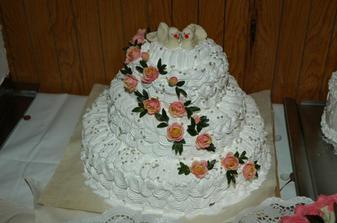 Torta od rod. Štetinovej