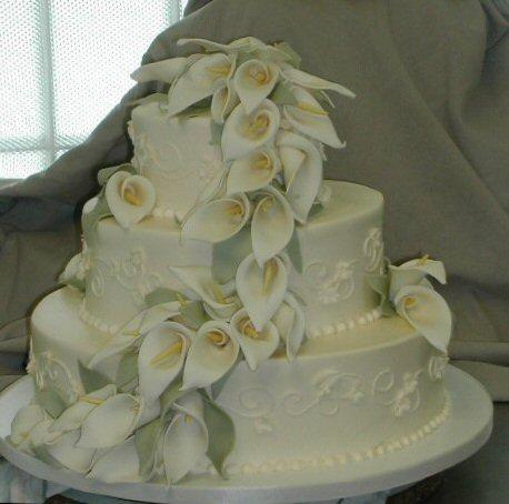 Maťka a Imi - svadobné torty