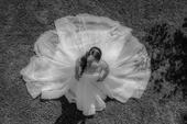 Španielske svadobné šaty, 38