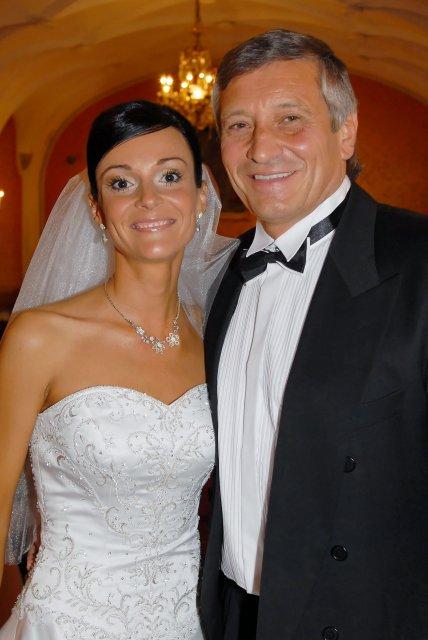 Vanda Radolská{{_AND_}}Peter Fraňo - otec