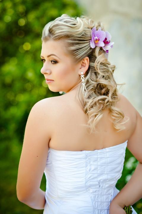 Boris Bordács make-up & hairstyle - svadobné líčenie a účes - photo: www.fotorekem.sk, líčenie/účes: boris