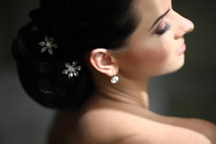 Boris Bordács make-up & hairstyle - svadobné líčenie a účes - photo: www.rofo.sk, licenie/uces: boris