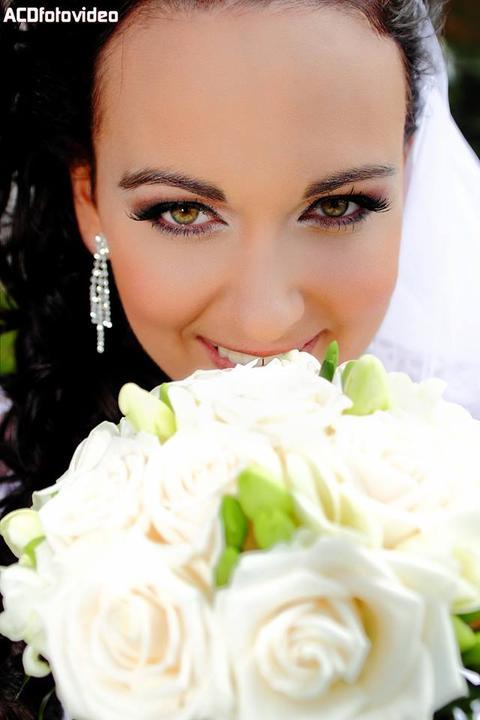 Boris Bordács make-up & hairstyle - svadobné líčenie a účes - Obrázok č. 47
