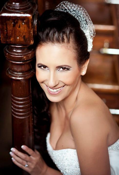 Boris Bordács make-up & hairstyle - svadobné líčenie a účes - photo: nikol bodova; licenie/uces: boris
